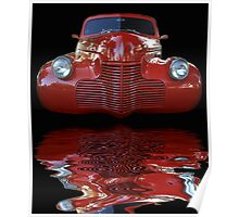Flood Red Poster