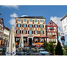 Eberbach on the necker - Germany Photographic Print