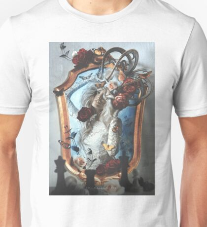 The White Queen Unisex T-Shirt