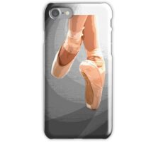 Pointe Shoes iPhone Case/Skin