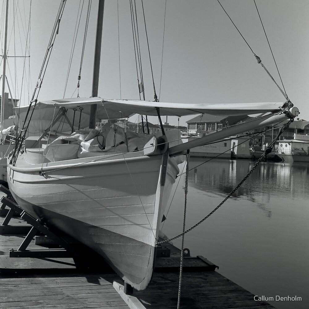 Wooden Boat Hobart, Tasmania by Callum Denholm