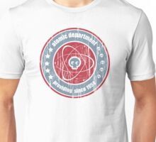 Atomic Department Unisex T-Shirt
