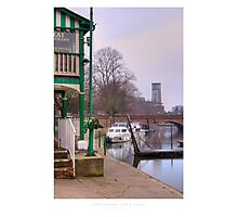 Stratford upon Avon Photographic Print