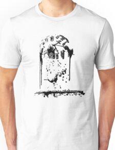 Ink clock Unisex T-Shirt