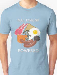 Full English Powered. T-Shirt
