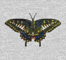 Butterfly Art Kids Clothes