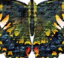 Butterfly Art Sticker