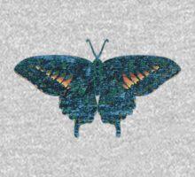 Butterfly Art 2 Kids Clothes