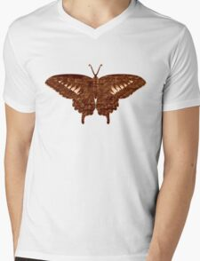 Butterfly Art 3 Mens V-Neck T-Shirt