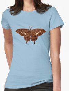 Butterfly Art 3 Womens Fitted T-Shirt