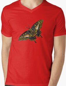 Butterfly Art 4 Mens V-Neck T-Shirt
