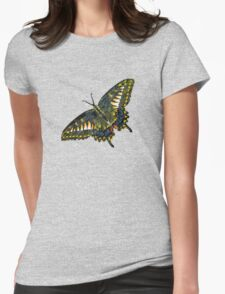 Butterfly Art 4 Womens Fitted T-Shirt