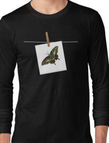 Butterfly Art 5 Long Sleeve T-Shirt