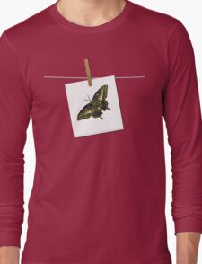 Butterfly Art 5 Long Sleeve T-Shirt