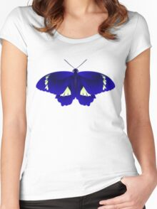 Butterfly Art 6 Women's Fitted Scoop T-Shirt