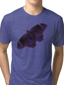 Butterfly Art 7 Tri-blend T-Shirt
