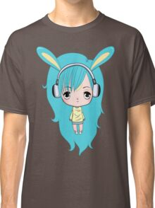 Cute Bunny Character Classic T-Shirt