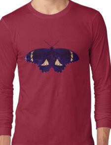 Butterfly Art 8 Long Sleeve T-Shirt