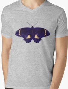 Butterfly Art 8 Mens V-Neck T-Shirt