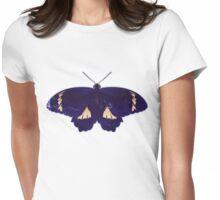 Butterfly Art 8 Womens Fitted T-Shirt
