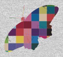 Butterfly Art 9 Kids Clothes