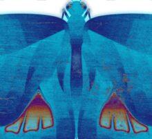 Butterfly art 11 Sticker