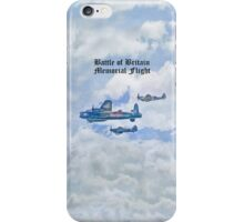 Battle of Britain Memorial Flight iPhone Case iPhone Case/Skin