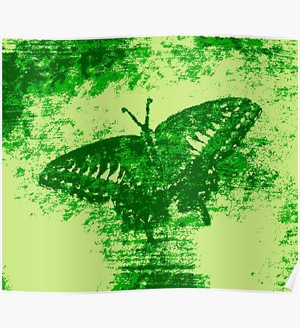 Butterfly Art 2 Poster