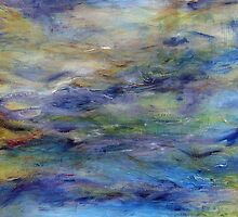 Nebulosity by Regina Valluzzi