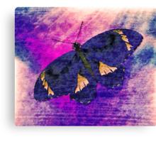 Butterfly Art 3 Canvas Print