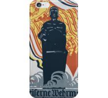 Der eiserner Wehrmann Königsberg 1915 1406 iPhone Case/Skin
