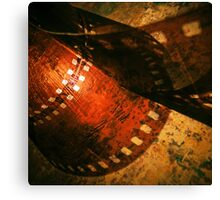 Film Canvas Print