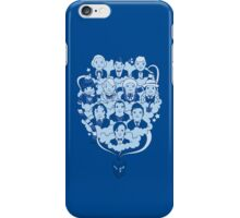 11 Doctors In The Sky iPhone Case/Skin