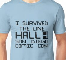 Never forget Hall H Version 2 Unisex T-Shirt
