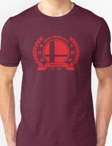 Smash Club (Red) T-Shirt