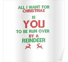 All i want for christmas is - Poster