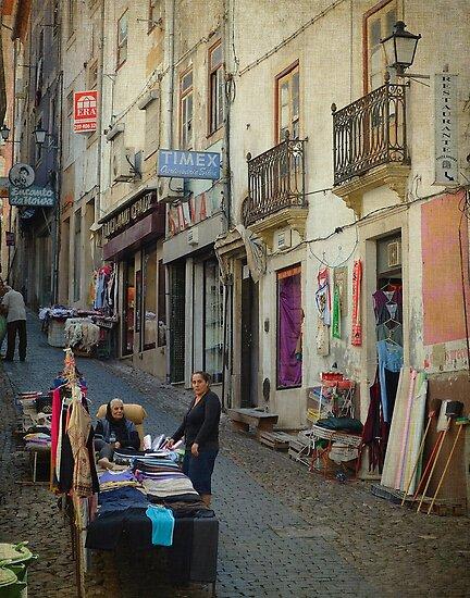 Ruas de Coimbra by rentedochan