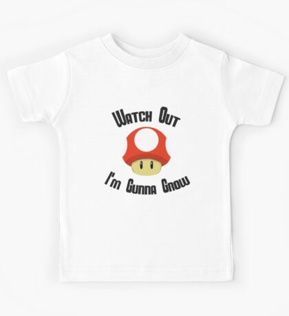 Watch Out Kids Tee
