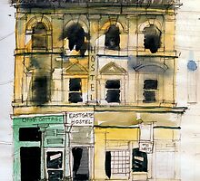 Eastgate Hostel, Inverness by Mike Crawford