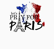 let's pray for paris Unisex T-Shirt