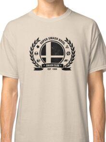 Smash Club (Black) Classic T-Shirt