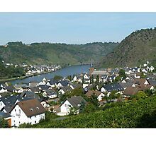 Mosel river - Germany Photographic Print