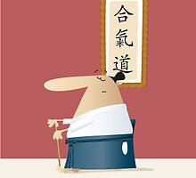 Aikido by JackBrain