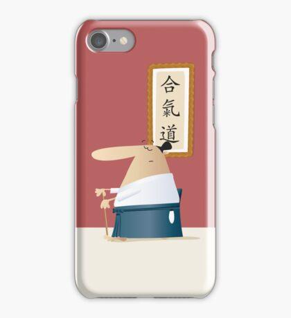 Aikido iPhone Case/Skin