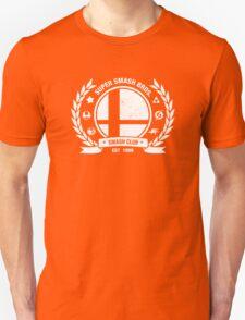 Smash Club (White) T-Shirt