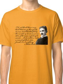 Nikola Tesla on Invention Classic T-Shirt