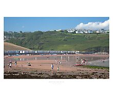 Broadsands Photographic Print