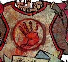The Dark Brotherhood Forever! Sticker