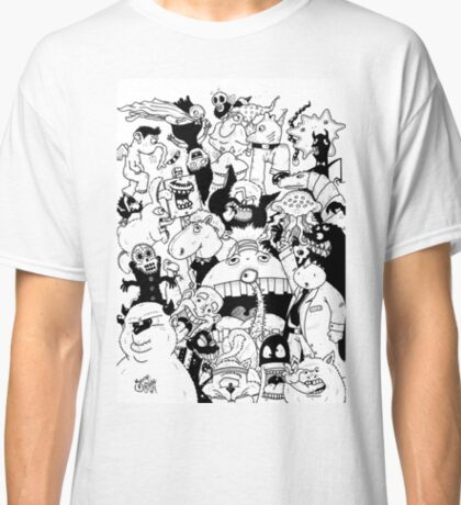 George Clarke - Characters Oct15 Classic T-Shirt