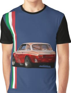 Alfa Romeo Giulia 1300 Junior GTA Graphic T-Shirt
